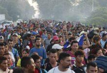 Imigrantes centro americanos 2018 220x150 - 5 mil imigrantes centro-americanos já estão na fronteira dos EUA