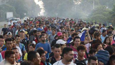 Imigrantes centro americanos 2018 390x220 - 5 mil imigrantes centro-americanos já estão na fronteira dos EUA