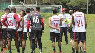 Inter B finalizou a preparação para a decisão contra o São Paulo 390x220 - Inter B faz pronto para a final do Brasileiro de Aspirantes