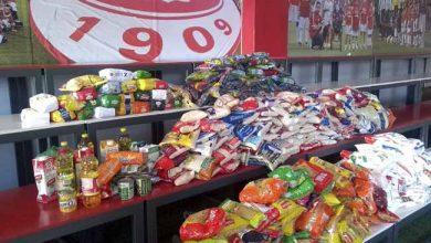 Photo of Inter arrecada quase 400kg de alimentos para campanha Natal sem Fome