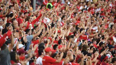 Inter faz sua melhor campanha em casa 390x220 - Aproveitamento colorado chegou a 80,7% no Beira-Rio
