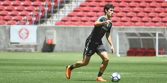 Inter fortaleza - Inter treina para enfrentar o Fortaleza fora de casa