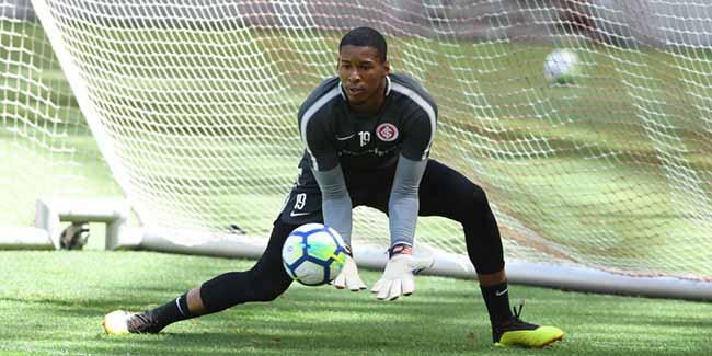 Inter treina para jogo em Fortaleza 1 - Inter faz treino fechado com foco no jogo emFortaleza