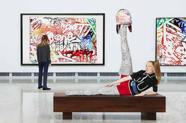 JPG CL SS19 LOUBIGRAF SIDUATIONS 3 - Christian Louboutin lança coleção com grafite