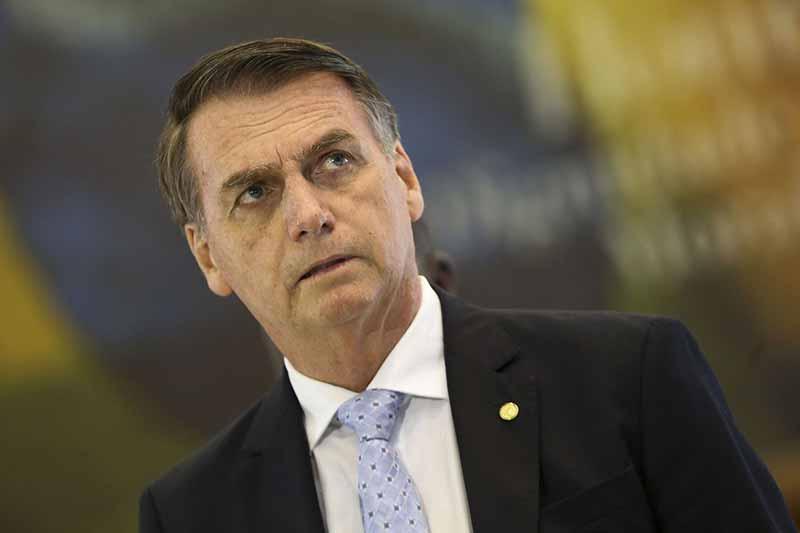 Jair Bolsonaro presidente eleito do Brasil - Bolsonaro avalia nomes para o Ministério do Meio Ambiente
