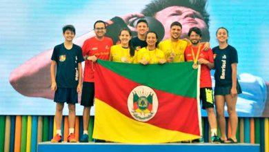 Photo of Atletas gaúchos conquistam 13 medalhas nos Jogos Escolares da Juventude