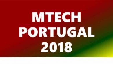 Logo MTECH 2018 390x220 - MTECH Brasil – Portugal acontece de 5 e 10 de novembro em Portugal