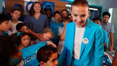 Photo of Millie Bobby Brown é nomeada embaixadora do UNICEF