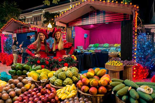 NtVkAJEA - Festas de fim de ano animam a Ilha da Madeira, Portugal