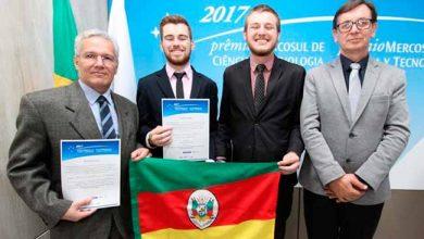 Prêmio Mercosul de Ciência e Tecnologia 390x220 - Prêmio Mercosul de Ciência e Tecnologia destaca alunos da Liberato