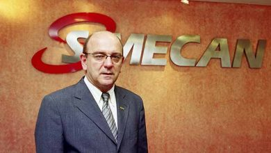 Roberto Machemer presidente do Simecan 390x220 - Simecan empossa nova diretoria nesta quinta-feira
