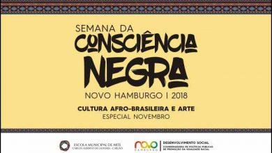 Semana da Consciência Negra 390x220 - Novo Hamburgo promove Semana da Consciência Negra