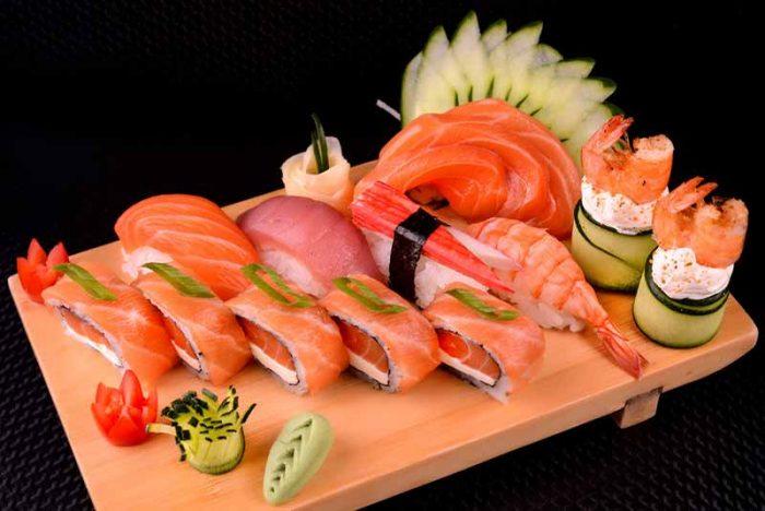 """Sujiro Sushi Combinado do verão 700x468 - Festival Gastronômico """"Sabores de Navegantes"""""""