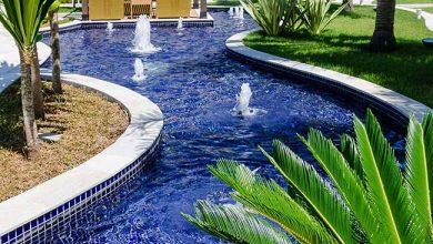 Photo of A diferença entre a cerâmica e a porcelana para revestir piscinas