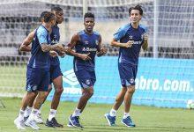 Treino do Gremio 1 220x150 - Grêmio treina mas Renato não define time para enfrentar Chapecoense