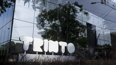 Trinto fachada 390x220 - TRINTO PROMOVE EVENTO SOBRE MARKETING DIGITAL E E-COMMERCE EM FLORIANÓPOLIS