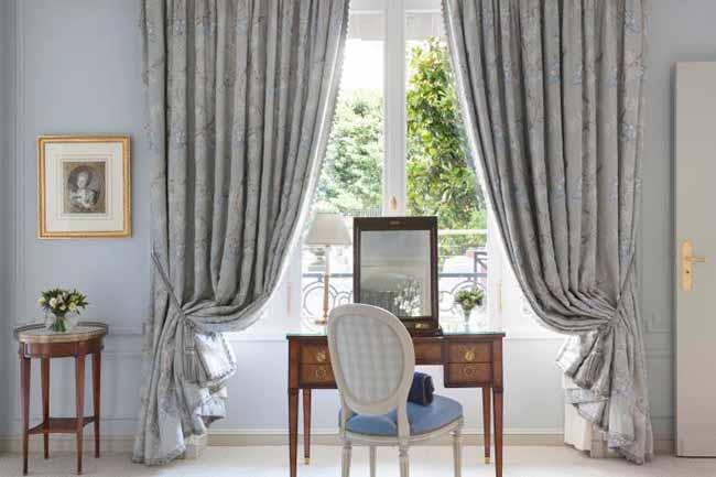 ViewImage 1 - Le Bristol Paris apresenta quartos e suítes renovados
