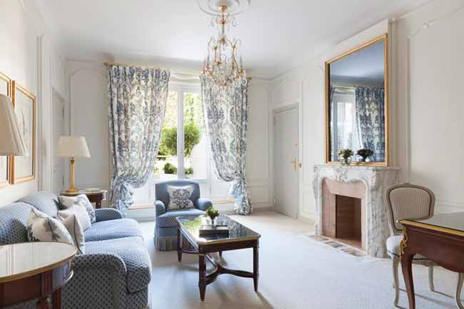 ViewImage 2 - Le Bristol Paris apresenta quartos e suítes renovados