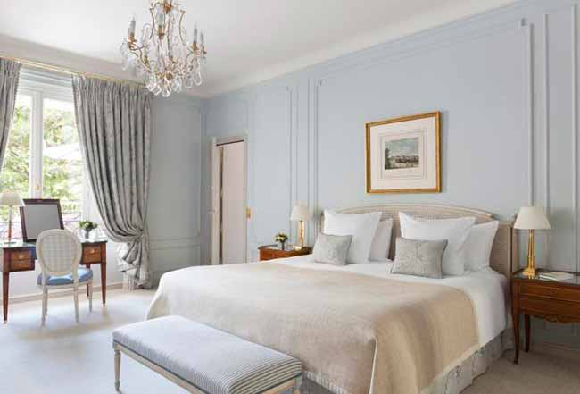 ViewImage 3 - Le Bristol Paris apresenta quartos e suítes renovados