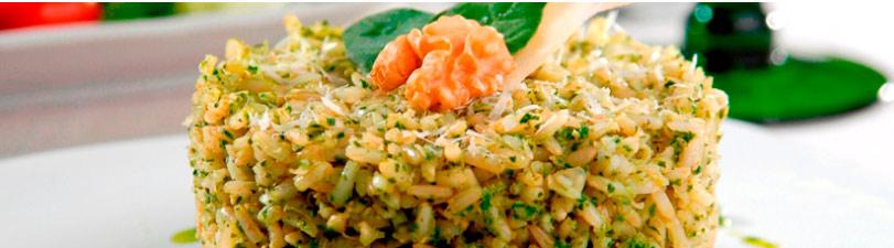 arroz - Arroz integral à Fiorentina