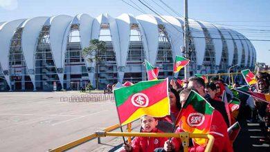 beira rio 390x220 - Oitava edição do Futebol Tour será sábado no Estádio Beira-Rio