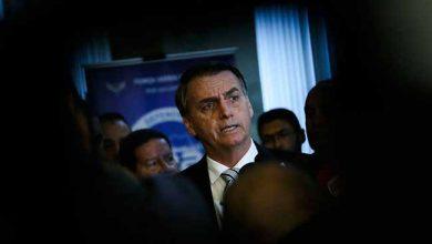 bols 390x220 - Bolsonaro cancela agendas com Rodrigo Maia e Eunício Oliveira