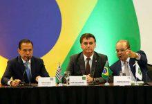 bolso 220x150 - Bolsonaro pede empenho dos estados para a aprovação de reformas