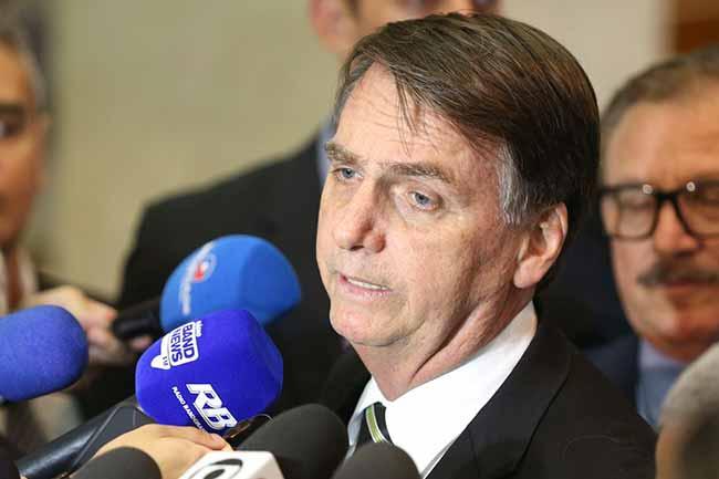 bolson foto Valter Campanato Agbr - PSDB vai votar com Bolsonaro nas reformas