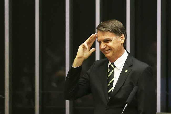 bolsonaro 1 - Bolsonaro diz que não haverá contingenciamento para Forças Armadas