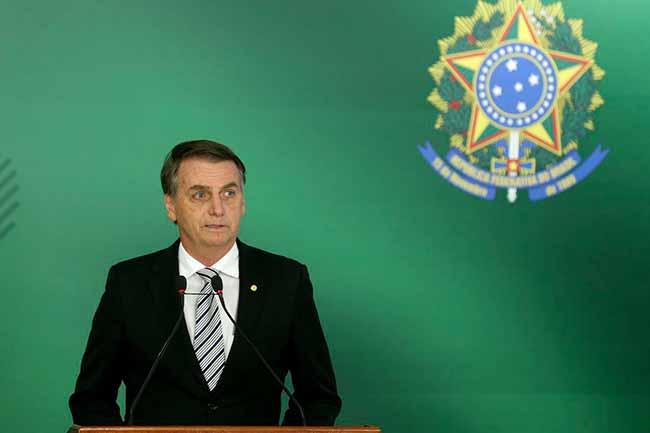 bolsonaro 2 - Presidência divulga balanço de ações do primeiro mês de governo