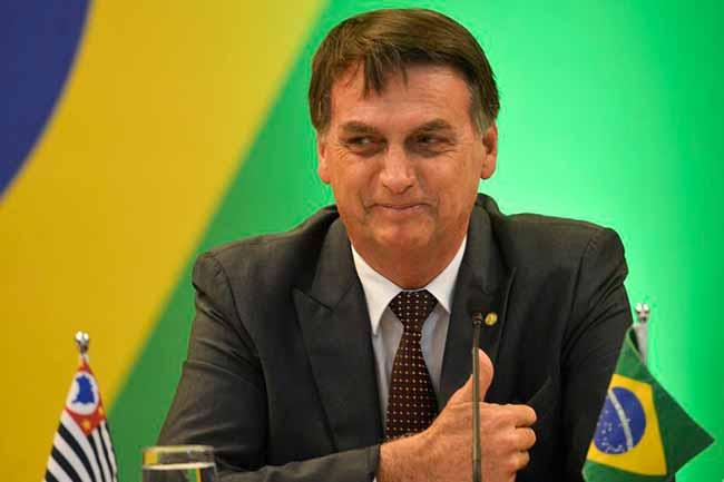 bolsonaro 7 - Em Davos, Bolsonaro quer mostrar um Brasil livre de amarras ideológicas e corrupção generalizada