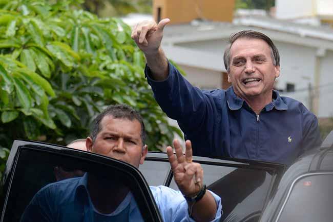 bolsonaro - Bolsonaro diz que já iniciou intensa agenda