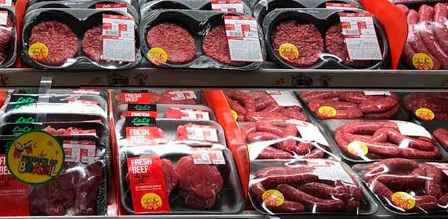 carne - Rússia vai retomar as importações de carnes bovinas e suínas do Brasil