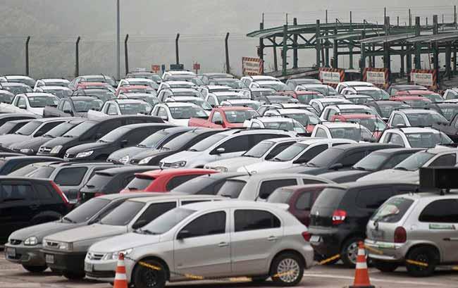 carros - Indústria automobilística tem melhor outubro em vendas em quatro anos