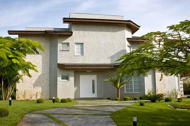 casa - Arquitetas dão dicas para construção ou reforma da fachada da casa
