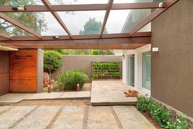 casa1 - Arquitetas dão dicas para construção ou reforma da fachada da casa