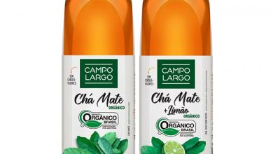 chas 390x220 - Campo Largo lança linha de chás orgânicos à base de mate