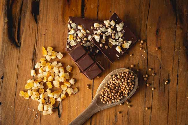 chocolates exóticos - Cuore di Cacao lança nova linha com chocolates exóticos