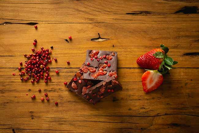 chocolates exóticos5 - Cuore di Cacao lança nova linha com chocolates exóticos