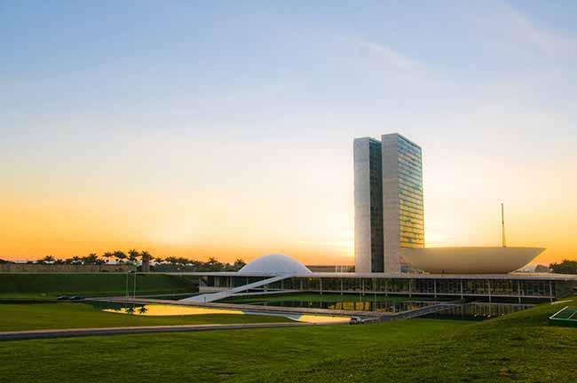 congresso nacional brasilia - FMI diz que aprovação da reforma da Previdência reduz riscos econômicos do Brasil
