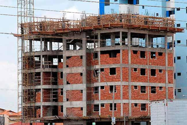 constrantonio cruz casa popular - IBGE aponta inflação de 0,43% na construção civil em outubro