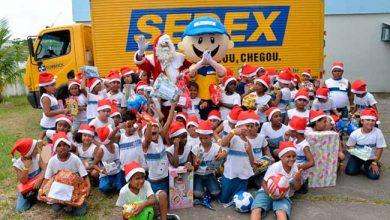 correios natal  390x220 - Campanha Papai Noel dos Correios começa dia 23 de novembro no RS