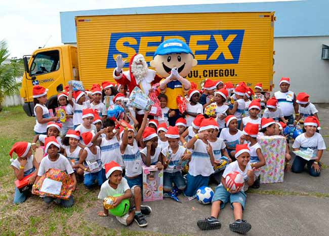 correios natal  - Campanha Papai Noel dos Correios começa dia 23 de novembro no RS