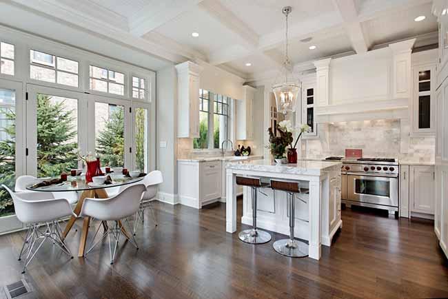 cozinha1 - As principais vantagens de ter uma cozinha americana