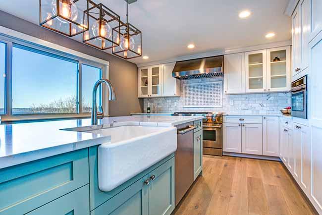 cozinha4 - As principais vantagens de ter uma cozinha americana