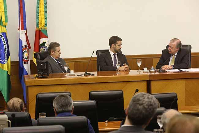 fiergs eduardo leite - FIERGS sugere discussão do valor do ICMS do RS com governo de Eduardo Leite