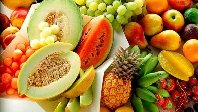 frut 390x220 - Aumentar o consumo de água e frutas é dica para a dieta de verão