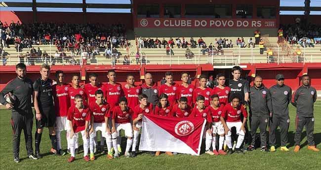 grenalsub13 1207 - Inter Sub-12 e Sub-13 vencem pela última rodada da BG Prime Sul-Brasileiro