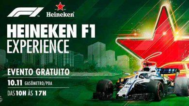 Photo of Rubens Barrichello e Williams Racing vão trazer a emoção da Formula 1 para Porto Alegre