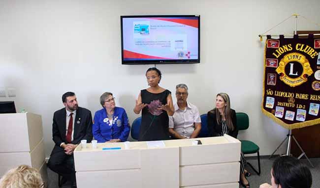 hospital - Lions Clube São Leopoldo Padre Reus faz nova doação ao Hospital Centenário